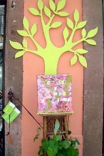 L'arbre à bonnes nouvelles de Ribeauvillé